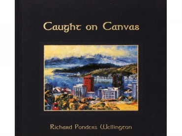 Caught on Canvas - Richard Ponder