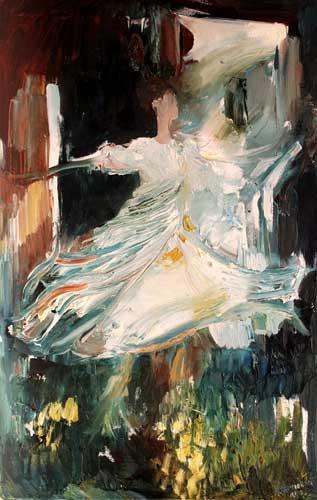 Cherie Knott Dancing