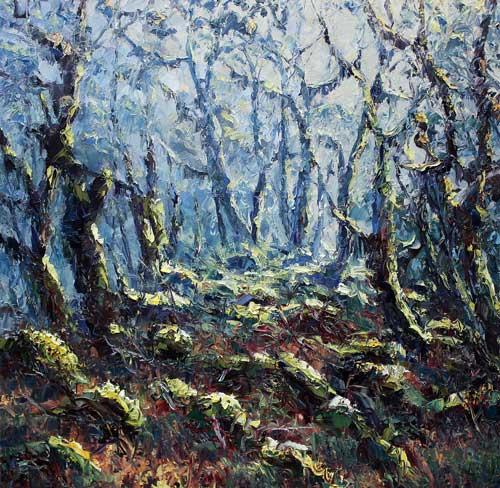 The Ridge Richard Ponder Wellington Artist