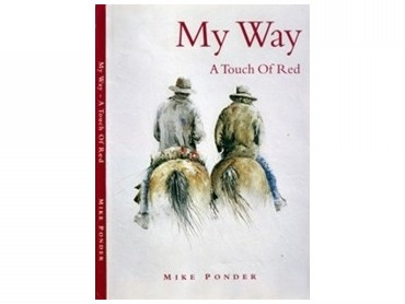 My Way - a Touch of Red, by Mike Ponder