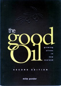 The Good Oil, By Mike Ponder